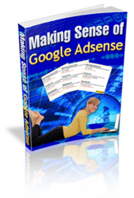 Product picture Making Sense of Google AdSense