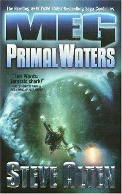 Product picture Primal Waters By Steve Alten - Ebook For Your Kindle (mobi)