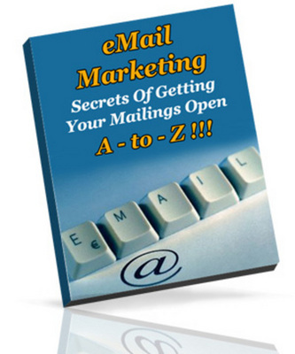Product picture Email Marketing A to Z