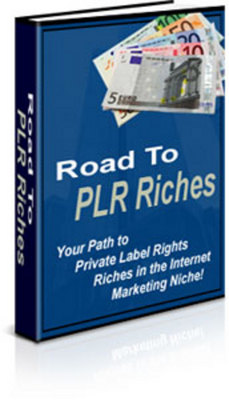 Product picture Road To Plr Riches New Ebook With Plr