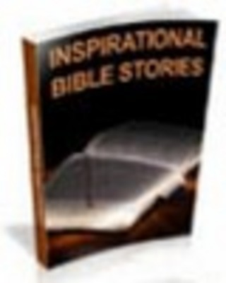 Product picture Inspirational Bible Stories PDF ebook MRR
